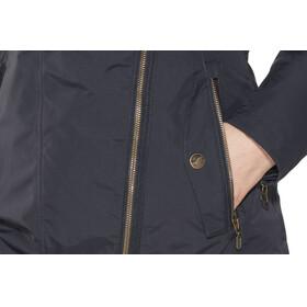 Bergans W's Sagene 3in1 Coat Outer:Dark Navy/Inner:Cocoa